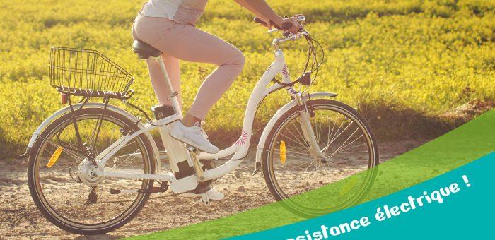 La ville de Pont-Sainte-Maxence et Keolis Oise mettent gratuitement à la disposition des habitants de la CCPOH 10 vélos à assistance électrique neufs