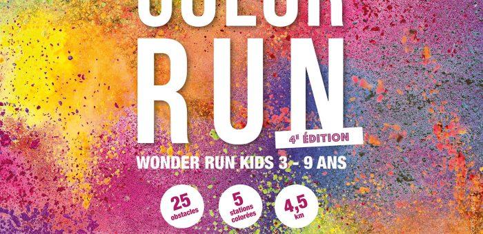 """Wonder Color Run – 5 septembre 2021"